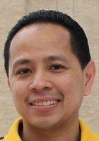A photo of Andrew, a tutor from Ateneo de Manila University