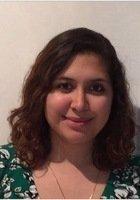 A photo of Adriana, a tutor from Rice University
