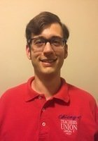 A photo of Nathan, a tutor from DePaul University