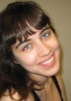 A photo of Natalie, a tutor from Indiana University