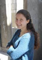 A photo of Celia, a tutor from Middlebury College