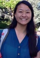 A photo of Christie, a tutor from University of California-Berkeley