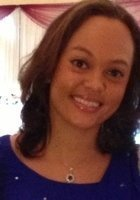 A photo of Renee, a tutor from Harvard University
