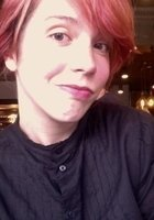 A photo of Anna, a tutor from Columbia College-Chicago