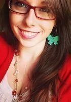 A photo of Kelsey, a tutor from University of Central Arkansas