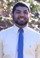 A photo of Talha, a tutor from Virginia Polytechnic Institute and State University