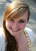 A photo of Julianna, a tutor from Washington and Lee University