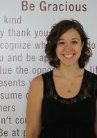 A photo of Erica, a tutor from SUNY College at Cortland
