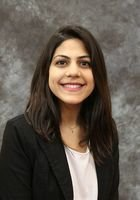 A photo of Amna, a tutor from Rutgers University-New Brunswick