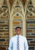 A photo of Rishi, a tutor from Duke University