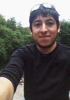 A photo of Gerardo, a tutor from College of William and Mary