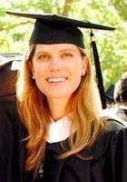 A photo of Laura, a tutor from Princeton University