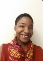 A photo of LaRena, a tutor from Tuskegee University