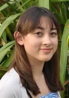 A photo of Marissa, a tutor from George Washington University