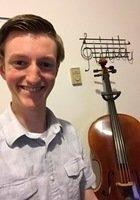 A photo of Thomas, a tutor from Central Washington University