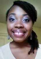 A photo of Iyana, a tutor from Boston University