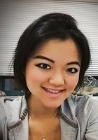 A photo of Ming, a tutor from Columbia University in the City of New York