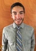 A photo of Nicholas, a tutor from Macaulay Honors College at the City College of New York