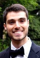 A photo of Jonah, a tutor from Princeton University