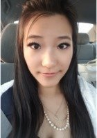 A photo of Xueyan, a tutor from Virginia Commonwealth University