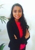 A photo of Thara, a tutor from Duke University