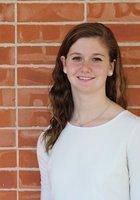 A photo of Lindsey, a tutor from Trinity University
