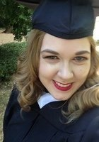 A photo of Frances, a tutor from The University of Alabama