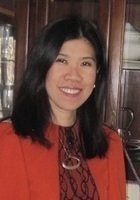 A photo of Lucy, a tutor from University of Surabaya