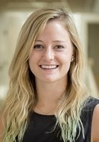 A photo of Katie, a tutor from Washington and Lee University