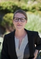 A photo of Hallie, a tutor from Barnard College Columbia University