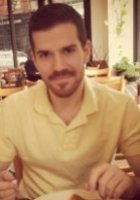 A photo of David, a tutor from Bucknell University