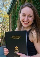 A photo of Heather, a tutor from Princeton University