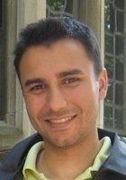A photo of Neil, a tutor from Princeton University