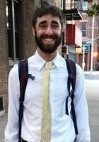 A photo of Ian, a tutor from CUNY City College