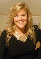 A photo of Deana, a tutor from Central Washington University