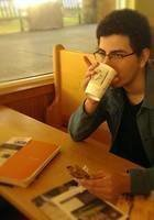 A photo of Metin, a tutor from Williams College