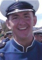 A photo of Loucas, a tutor from United States Air Force Academy