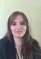 A photo of Caitlin, a tutor from University of Saint Joseph