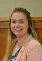 A photo of Cassidy, a tutor from Eastern Washington University