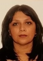 A photo of Uzma, a tutor from St Cloud State University