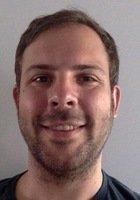 A photo of Daniel, a tutor from Washington University in St Louis