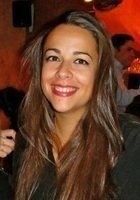 A photo of Evelyn, a tutor from Boston University