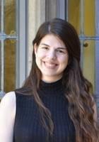 A photo of Olivia, a tutor from Yale University