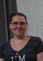 A photo of Rita, a tutor from East Carolina University