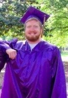 A photo of Connor, a tutor from East Carolina University