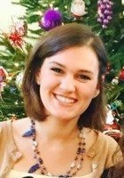 A photo of Julia, a tutor from College of William and Mary
