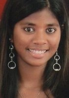 A photo of Jasmyn, a tutor from Pacific Lutheran University