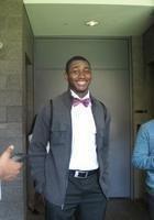A photo of Barnabas, a tutor from Johns Hopkins University