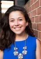 A photo of Kyra, a tutor from George Washington University