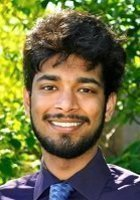 A photo of Neel, a tutor from Shimer College
